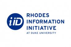 Rhodes Information Initiative at Duke University