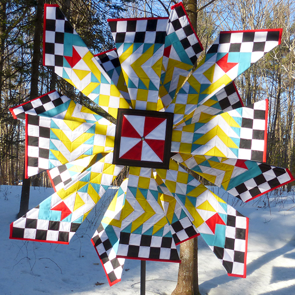 Kinetic Quilt